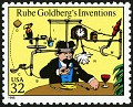 View 32c Rube Goldberg's Inventions single digital asset number 0