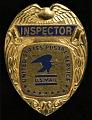 View Postal inspector chest badge digital asset number 0