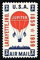 View 7c Balloon Jupiter single digital asset number 0