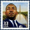 View 33c Martin Luther King Jr. single digital asset number 1