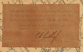 View Post route map signed by Charles Lindbergh digital asset number 2