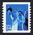 View 34c Statue of Liberty single digital asset number 0