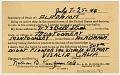 View War ballot request postcard digital asset number 0