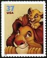 View 37c Mufasa and Simba single digital asset number 1