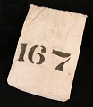 View Sea Post Clerk Oscar S. Woody's personal effects bag digital asset number 0