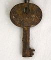 View Sea Post Clerk Oscar S. Woody's set of keys digital asset number 2