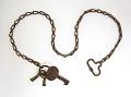 View Sea Post Clerk Oscar S. Woody's set of keys digital asset number 0