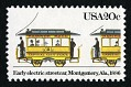 View 20c Early Electric Streetcar single digital asset number 0