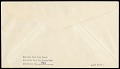 View 4c Dag Hammarskjold invert on first day cover digital asset number 1