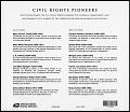View 42c Civil Rights Pioneers pane of six digital asset number 1