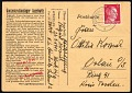 View Auschwitz concentration camp postal card digital asset number 0