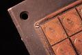 View 5c Jefferson Davis De La Rue Confederate printing plate digital asset number 2