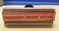 """View """"NO FDL SHOW: PANDEMIC"""" postmark handstamp digital asset number 1"""