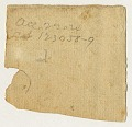 View 1p Stamp Act of 1765 proof digital asset number 2
