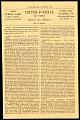 View Gazette des Absents Newspaper from Paris office at Rue de Clery digital asset number 0