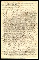 View Folded letter from Paris office at Rue Serpente digital asset number 2
