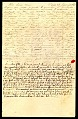 View Folded letter from Paris office at Rue Bonaparte digital asset number 2