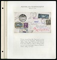 View Los Angeles-Mexico City-Newark flight cover signed by Amelia Earhart digital asset number 4
