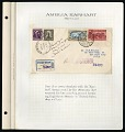View Mexico-New York flight cover signed by Amelia Earhart digital asset number 4