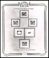 View 24-cent Curtiss Jenny Issue Stamp Design File digital asset number 1