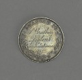 View <I>Medal, Agricultural Society of State of Illinois</I> digital asset number 1