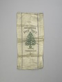 "View <I>Seed gathering bag, ""Dickinsons Pine Tree""</I> digital asset number 0"