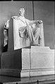 View Bernie Cleff photographs of monuments by Daniel Chester French digital asset: Lincoln Memorial