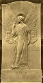 View Welch Monument Angel [sculpture] / (photographer unknown) digital asset number 0