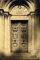 View St. Bartholomew's Church Doors, North Portal [sculpture] / (photographer unknown) digital asset number 0