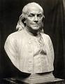 View Benjamin Franklin [sculpture] / (photographed by De Witt Ward) digital asset number 0