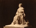 View Plaster model for The Pilgrim Mother [sculpture] / (photographed by A. B. Bogart) digital asset number 0