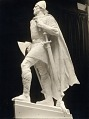 View Model for Statue of Leif Ericson [sculpture] / (photographed by De Witt Ward) digital asset number 0