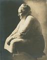 View Gertrude Stein [sculpture] / (photographed by De Witt Ward) digital asset number 0