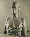 View Her Grace The Duchess of Hamilton [sculpture] / (photographer unknown) digital asset number 0