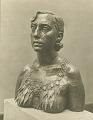 View La Belle Juive: Bust of Betty Joel [sculpture] / (photographed by Paul Laib) digital asset number 0