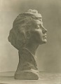 View Neysa McMein [sculpture] / (photographer unknown) digital asset number 0