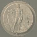 View Edison Medal (reverse) [sculpture] / (photographer unknown) digital asset number 0