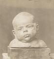 View Jackie: Portrait Study of a Baby [sculpture] / (photographed by De Witt Ward) digital asset number 0