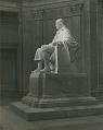 View Benjamin Franklin (side view) [sculpture] / (photographed by Gladys Muller) digital asset number 0