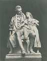 View Thomas Hopkins Gallaudet and Alice Cogswell [sculpture] / (photographer unknown) digital asset number 0