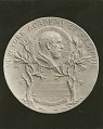 View New York Academy of Medicine Medal (obverse) [sculpture] / (photographed by Louis H. Dreyer) digital asset number 0