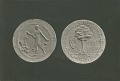 View The Flattery Medal (obverse and reverse) [sculpture] / (photographed by De Witt Ward) digital asset number 0