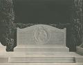 View Model for Franklin Murphy Memorial Relief [sculpture] / (photographer unknown) digital asset number 0