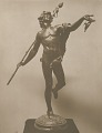 View Evoe Bacchus [sculpture] / (photographed by A. B. Bogart) digital asset number 0