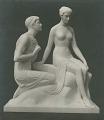 View Courtship [sculpture] / (photographed by De Witt Ward) digital asset number 0