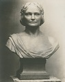 View Charlotte Saunders Cushman [sculpture] / (photographed by De Witt Ward) digital asset number 0
