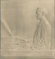 View Arthur Whiting [sculpture] / (photographed by De Witt Ward) digital asset number 0