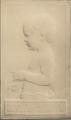 View John McClellan Mitchell [sculpture] / (photographed by De Witt Ward) digital asset number 0