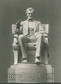 View Abraham Lincoln [sculpture] / (photographed by Louis H. Dreyer) digital asset number 0