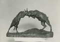 View Goats Fighting [sculpture] / (photographed by Peter A. Juley & Son) digital asset number 0
